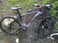 i have a 2010 jamis hardtail with some upgrdes 800.00