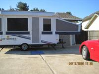 We are selling a 2010 Jayco 1207 Tent Trailer. We