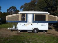 JAYCO EAGLE CAMPERVAN (Family sized Van) * Excellent