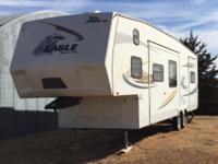 2010 Jayco Eagle SL, Exterior: White, Interior: Tan, CD