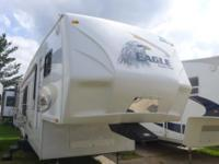 "Year: 2010 Make"" Jayco Eagle Superlite Model: 29.5RKS"