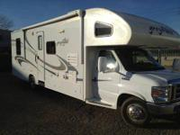 Purchased in January-2010 Jayco Grayhawk 31FK Class C