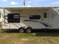 2010 Jayco Jay Feather Considered to be fully self