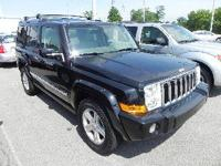 Description 2010 JEEP Commander Rear Wheel Drive, Power