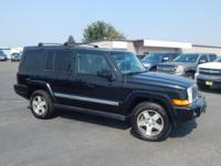 Options:  2010 Jeep Commander Sport|We Offer Financing