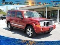 2010 Jeep Commander Sport 4WD. Reviews: * This is the