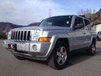 2010 Jeep Commander Sport Utility Sport Our Location