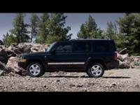 Bohn Hyundai presents this 2010 JEEP COMMANDER RWD 4DR