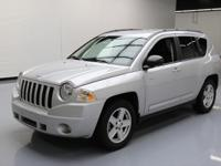 This awesome 2010 Jeep Compass comes loaded with the