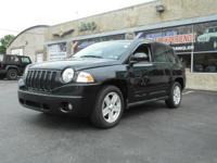 Get excited about the 2010 Jeep Compass! A great