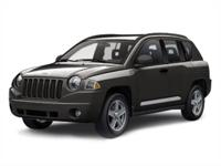 Come see this 2010 Jeep Compass . Its transmission and