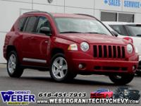 2010 Jeep Compass SUV Latitude Our Location is: Weber
