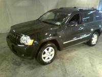 Description 2010 JEEP Grand Cherokee Traction