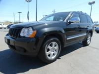 This 2010 Jeep Grand Cherokee 4dr RWD 4dr Laredo SUV