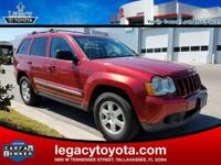 CARFAX One-Owner. Clean CARFAX. Grand Cherokee Laredo,