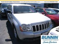 Options:  2010 Jeep Grand Cherokee
