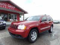 Options:  2010 Jeep Grand Cherokee The Perfect