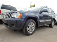 Options:  2010 Jeep Grand Cherokee Limited 4X4 4Dr