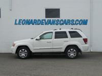 Options:  2010 Jeep Grand Cherokee Limited|Boston
