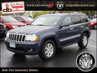 Options:  2010 Jeep Grand Cherokee 4Wd 4Dr