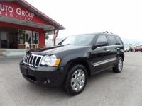 Options:  2010 Jeep Grand Cherokee Visit Auto Group
