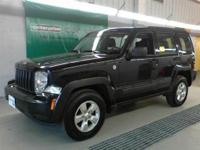 Description 2010 JEEP Liberty Traction