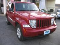2010 Jeep Liberty 4x4 Sport Clean title 44k original