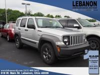 2010 Jeep Liberty Renegade Silver 4WD PowerTech 3.7L V6