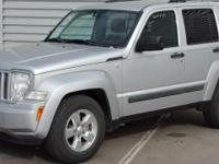 This 2010 Jeep Liberty comes with a CARFAX Buyback