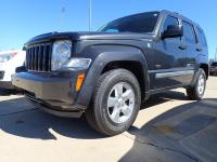 Options:  2010 Jeep Liberty Sport 4X4 4Dr