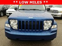 Options:  2010 Jeep Liberty Sport|Recent Arrival!