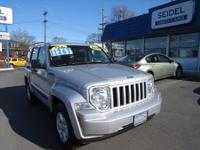 This 2010 Jeep Liberty Sport is just the great preowned