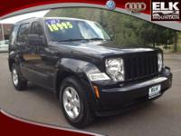 2010 Jeep Liberty Sport Utility 4WD 4DR SPORT Our