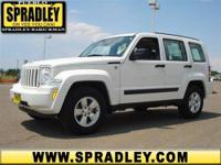 WOW! This is one hot offer! This 2010 Jeep Liberty gets