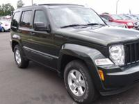 - -1-OWNER LIBERTY SPORT 4X4 WITH ONLY 29,807 MILES!!