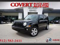 2010 Jeep Patriot Latitude sport utility vehicle! Well