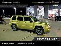 2010 Jeep Patriot Sport FWD in Optic Green Metallic