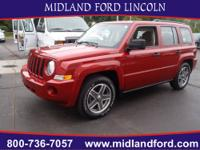 The Power of the Jeep! This Jeep Patriot is in awesome