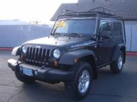 4 Wheel Drive, Air Conditioning, Alloy Wheels, AM/FM