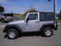 2010 Jeep Wrangler 2dr 4x4 Sport Sport Our Location is: