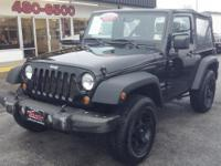Check out this nice 2010 Jeep Wrangler Sport 4x4 that
