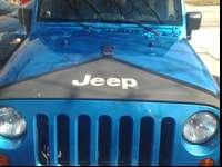 I just bough a 2010 Jeep Wrangler and it has a black