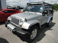 The 2010 Jeep Wrangler firmly maintains its heritage,
