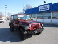 This 2010 Jeep Wrangler Rubicon is just the great