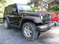 PREMIUM & KEY FEATURES ON THIS 2010 Jeep Wrangler