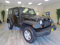 This used 2010 Jeep Wrangler in ROCKAWAY, NEW JERSEY