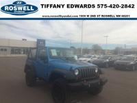 2010 Jeep Wrangler. SoftTop! 4X4! Wow! What a nice