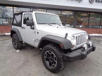 Not your average Sport by any means! This 2010 Jeep