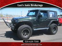 Options:  2010 Jeep Wrangler For Those Watching Our