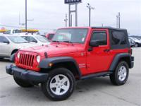 2010 Jeep Wrangler Sport Dare to compare!! waiting for